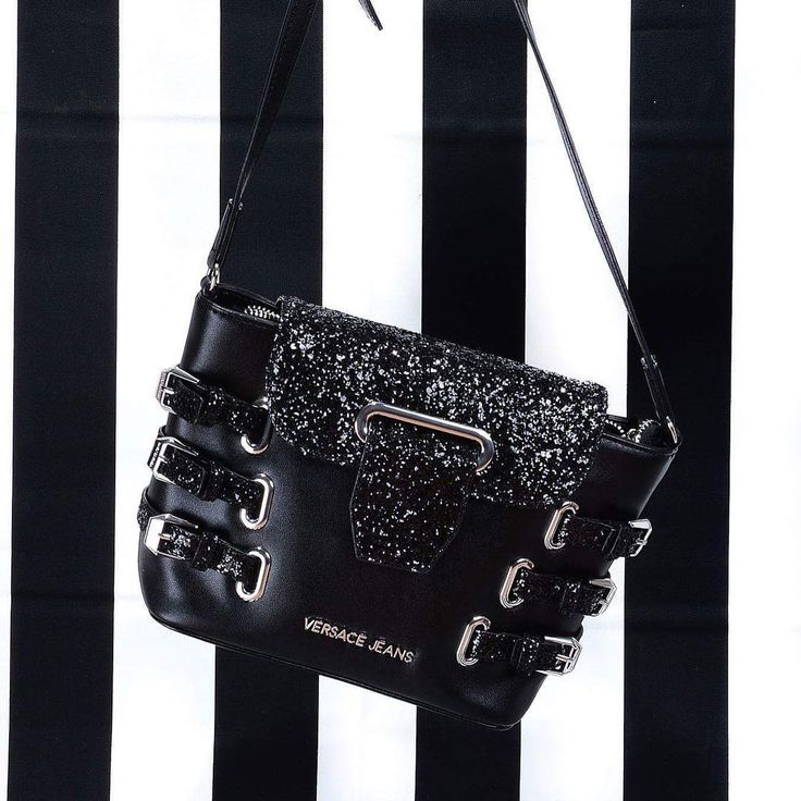 Keep yourself jeweled with #Versacejeans #handbags, you just can't say no to!