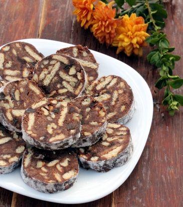 Μωσαϊκό Σοκολάτας με Crème Anglaise Πικραμύγδαλο | Γιάννης Λουκάκος