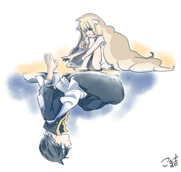 Fairy Tail - Mavis and Zeref