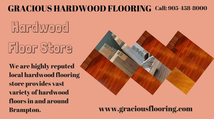 Flooring is a serious business and needs to be handled by experts. Buy #Hardwood_Flooring from the finest #Gracious_Flooring_brands. We offer next day delivery across the #Toronto, #Brampton & #Ontario. Visit our website: www.graciousflooring.com Call now: 905-458-8000