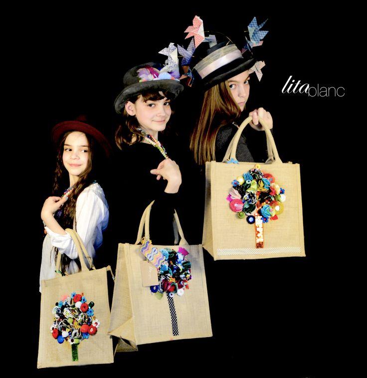 https://flic.kr/p/SeLFX5   Cabas Lita Blanc   Collection Ete + Toile de Jute https://www.alittlemarket.com/boutique/lita_blanc-34641.html