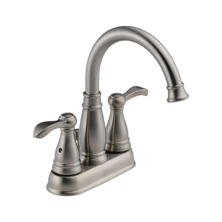 Best NeverEnding Home Remodel Images On Pinterest Bathroom - Delta linden bathroom faucet for bathroom decor ideas