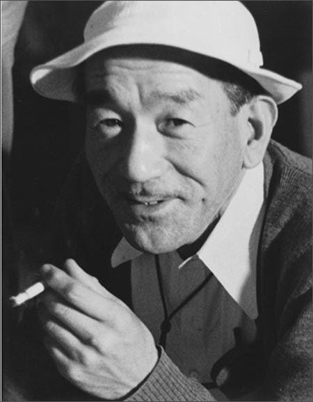 Yasujiro Ozu Japanese director Loved Tokyo Story and others.