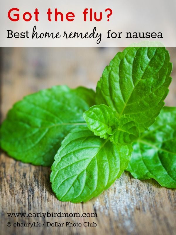 When you're battling with nausea from the flu, you'll do anything to have that awful feeling go away. Learn why peppermint oil is the best home remedy for nausea when you've got the flu.