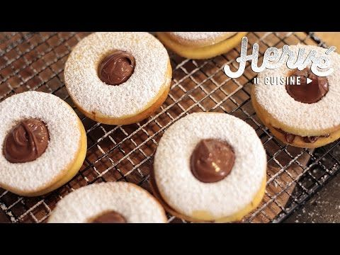 Recette des sablés au nutella - HerveCuisine.com