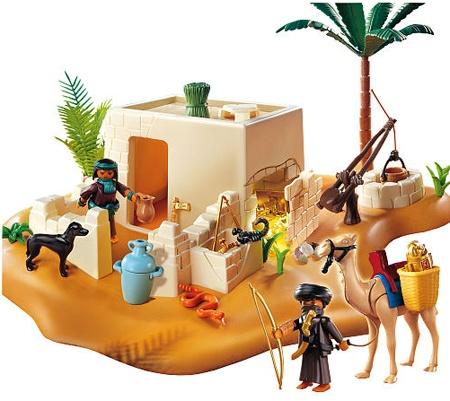 Playmobil egypt egyptian playset tomb treasure 009 i 39 m a - Egypte playmobil ...