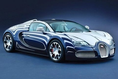 2011 Bugatti Veyron Grand Sport L'Or Blanc Review, Specs & Pictures