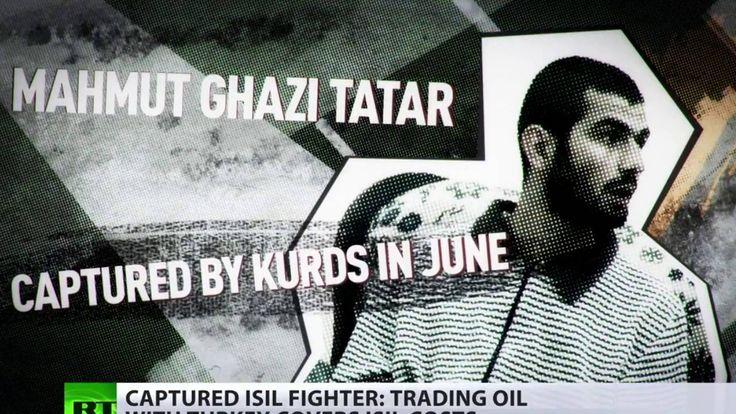 BREAKING : Turkey Caught Buying ISIS Stolen Oil