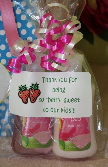 Cute teachers gifts!