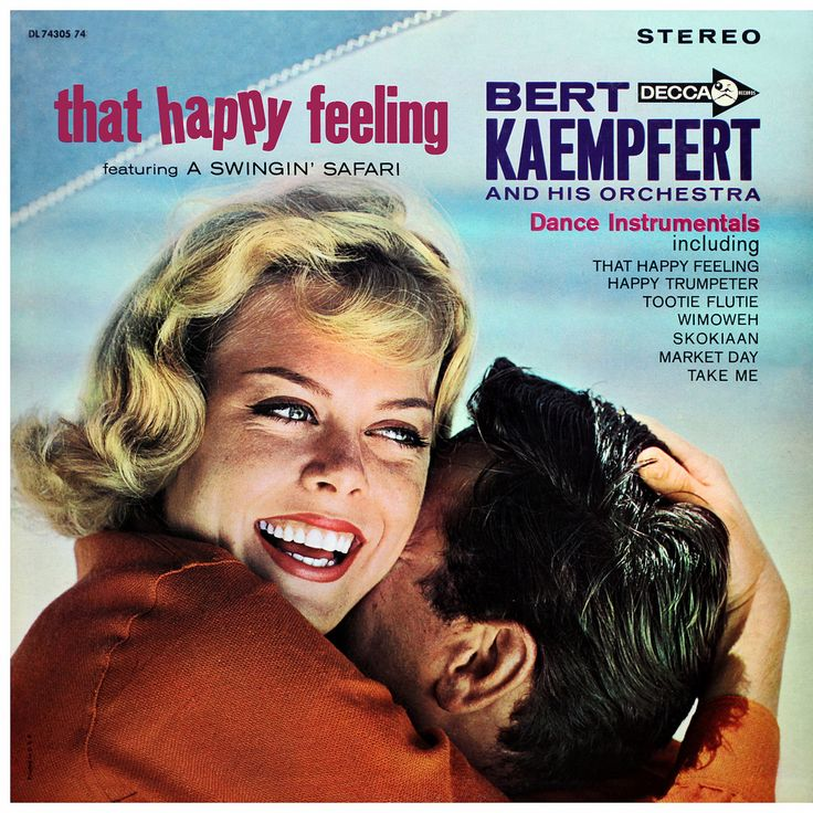 Bert kaempfert that happy feeling greatest album