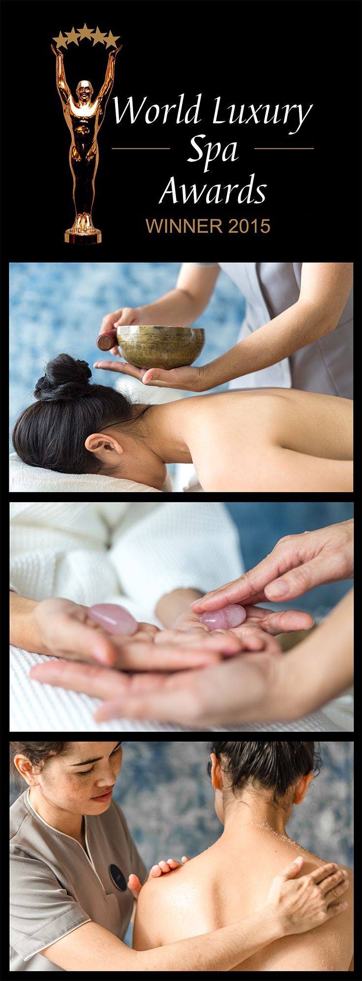 Amazing treatments and unforgettable experiences at Infinite Luxury Spa.  Two award wining spas from World