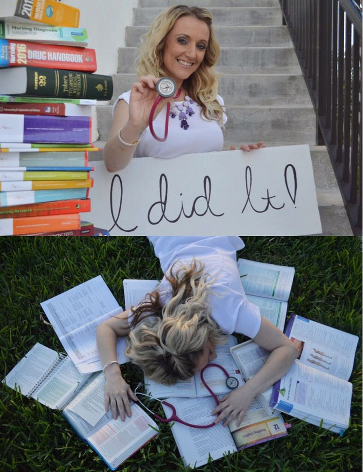 RN Graduate Photoshoot