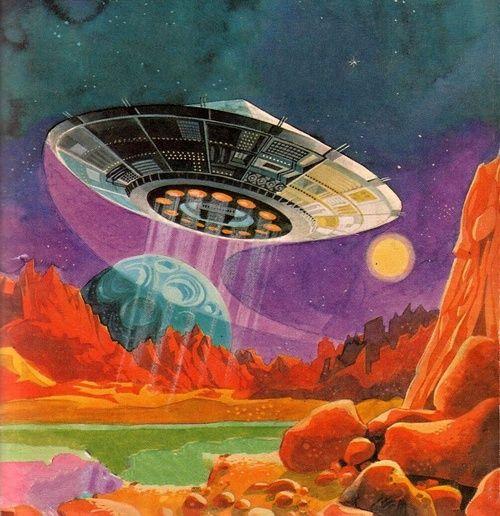 58 Best Retro Scifi Images On Pinterest: 203 Best 70s/80s Sci-Fi/Fantasy Illustration Images On