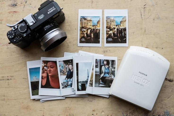 Fuji Instax SP-1 Printer... No photo deserves to be unseen