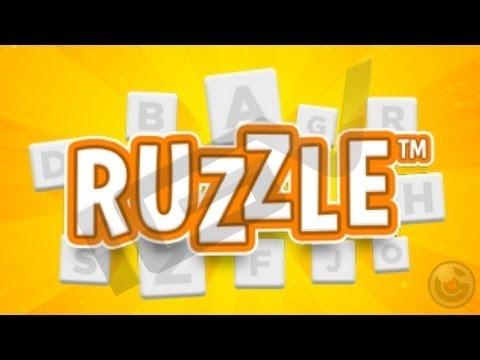 Ruzzle - iPhone Gameplay Video