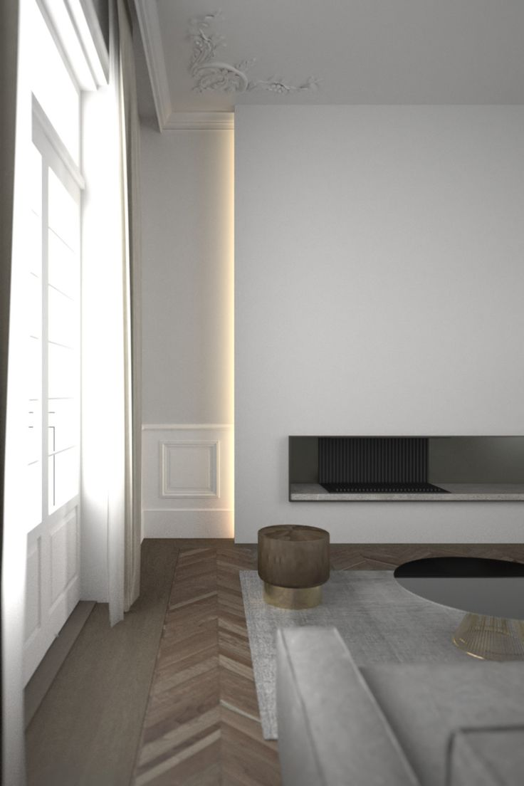 Apartment LE in Paris by AD Office
