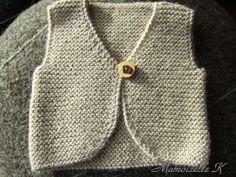 modèle tricot gratuit gilet de berger Plus