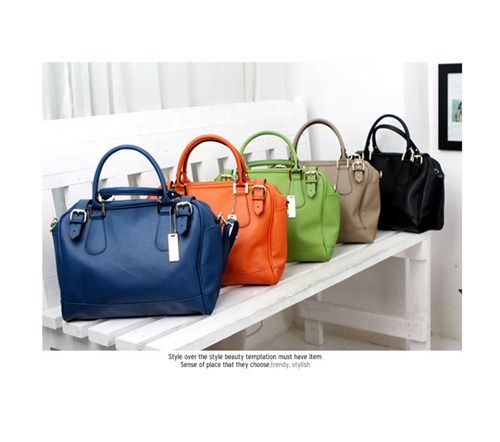 Bright Colored Bags For Spring,COACH KRISTIN ELEVATED LEATHER SAGE ROUND SATCHEL