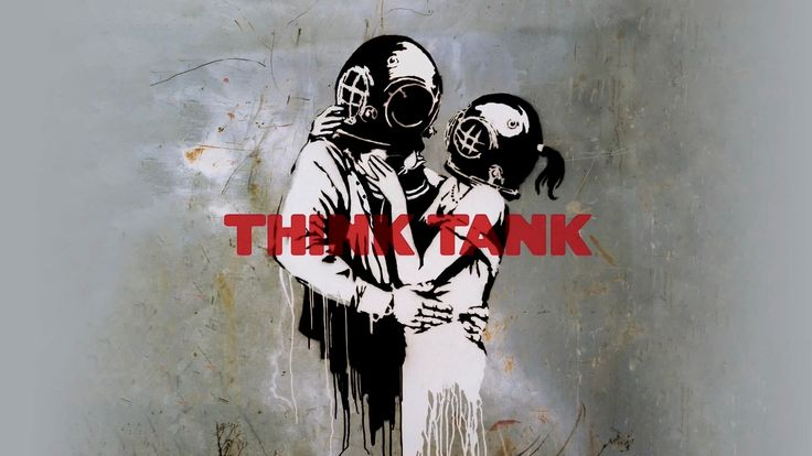 Think Tank Album Wallpaper (Album By Blur)