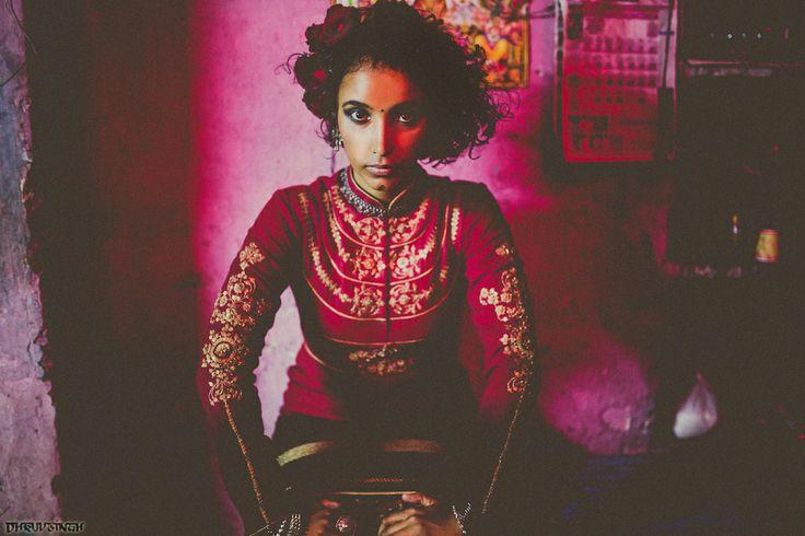 Model- Ebyan, Garment/Styling- Dhruv Singh, Photography- Devansh