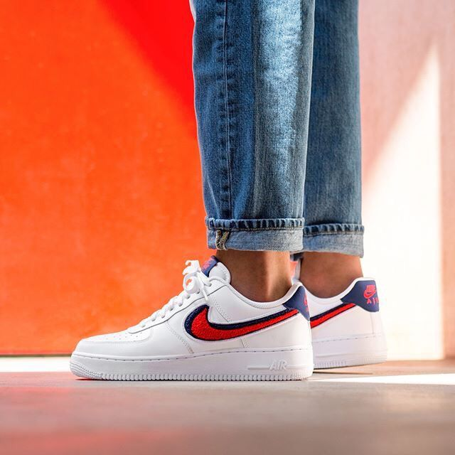 Z1975 Cropped Wide Leg Jeans | Nike air force, Sneakers ...