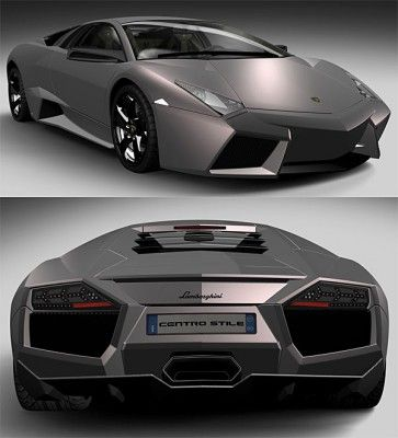 Lamborghini Reventon Top Gear Season