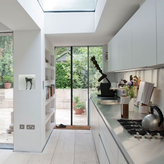 15 Best Glass Doors For Kitchen Extensions Images On Pinterest