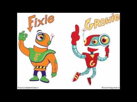 Filmpje Fixie en Growie