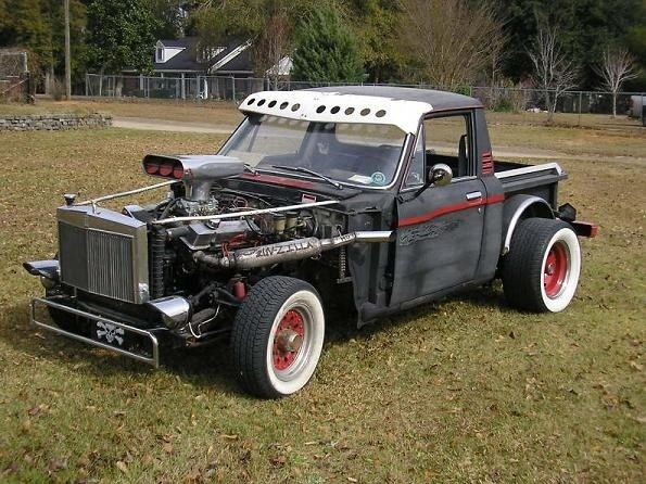 rat rod   Homely Rollers: Rat Rod Edition