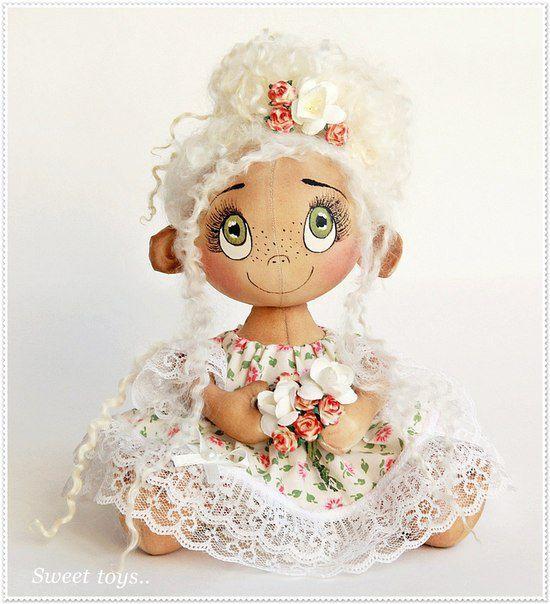 Новости   Кукольная мастерская   Постила