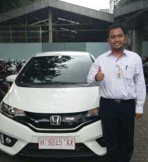 Sales Executive Honda Gajahmada Demak