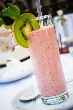 Strawberry Kiwi Shakeology
