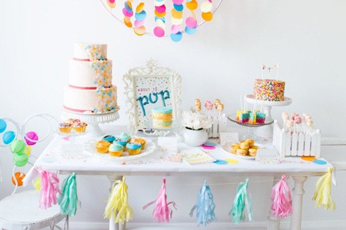 Ready To Pop Baby Shower Food Ideas