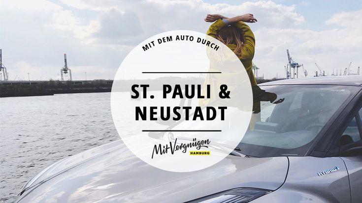 """Die Toyota C-HR Roadshow """"Urban.Life.Style."""" macht von Donnerstag bis Sonntag in Hamburg Station, doch die Testfahrer drehen nicht wie üblich eine einsame Runde"""