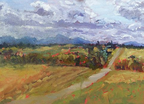 Storm Approaching by Heather Kemp