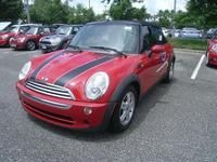 2006 MINI Cooper Convertible 2dr Convertible http://www.iseecars.com/used-cars/used-mini-cooper-convertible-for-sale