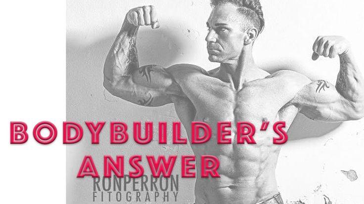 Bodybuilder Al Cameron has tried everything. Isagenix Review