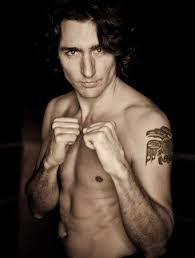 Canada's new prime minister, Justin Trudeau.