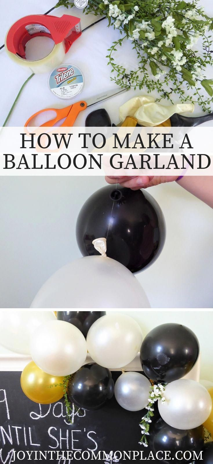 Are #you #looking #for #balloon #decorations #for #a #party? #Learn #how #to #make #your #own...