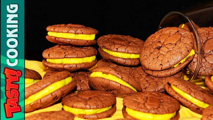 Brownie Cookies Recipe 🍪 How to Make Brookies 🍪 Tasty Cooking