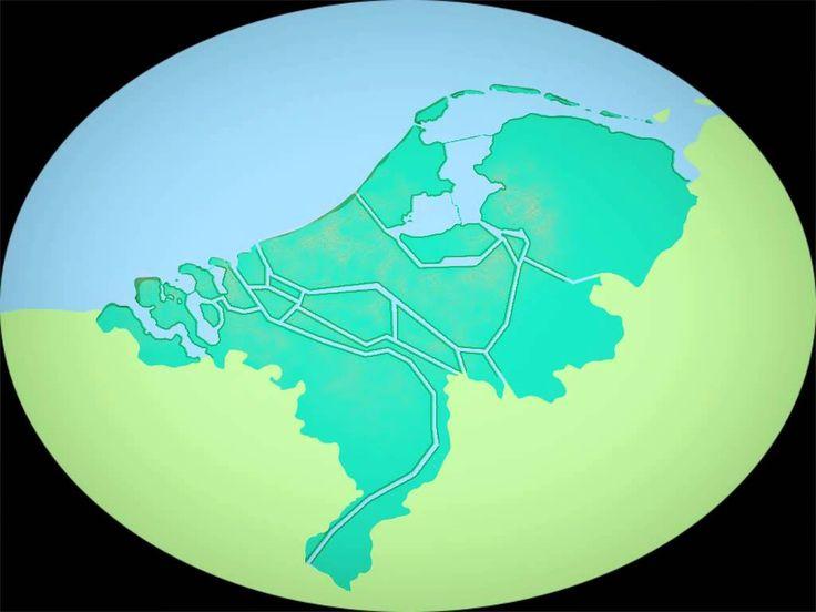 Les 9: clip Nederland zonder dijken