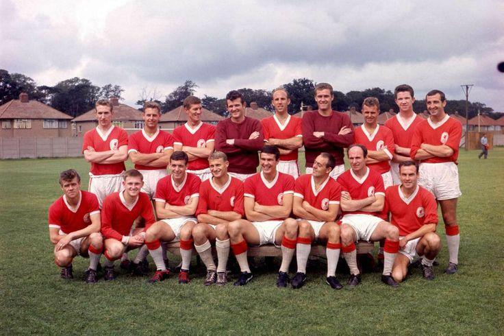 Liverpool squad 1962-63