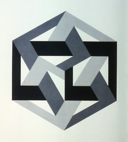 icon, neverending structure, geometric