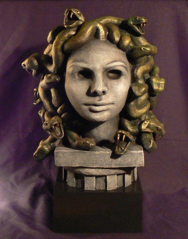 Modern Medusa Picture, Modern Medusa Image
