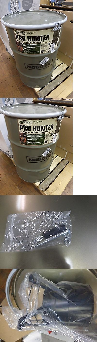 Game Feeders and Feed 52504: Moultrie Mfg-13060 Pro Hunter Tripod Deer Feeder 30Gallon -> BUY IT NOW ONLY: $200.99 on eBay!