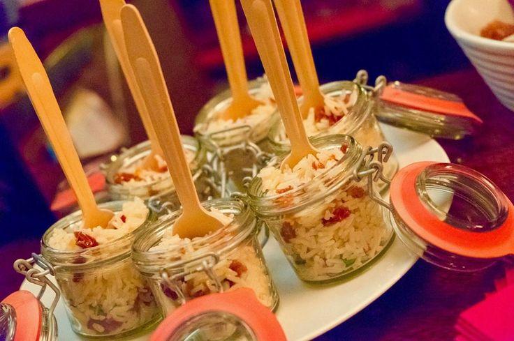 Insalatina di riso | Aperitivo | Clock Tower Pub