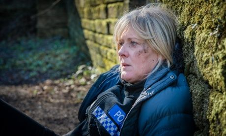 Happy Valley TV Series, so good.