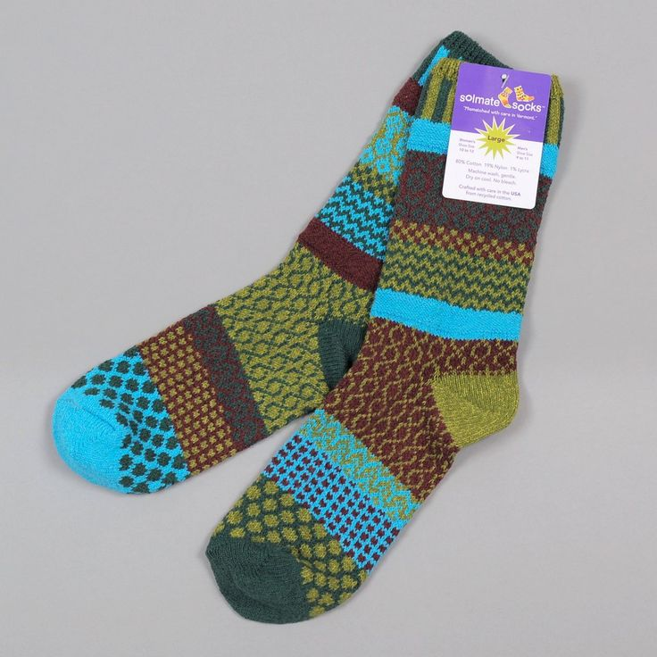 Solmate Socks - thehill-side.com