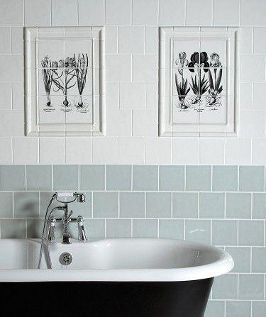minton hollins botanical | bathroom wall tile, tile