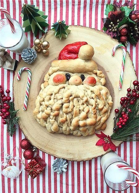 Ψωμί.... Άγιος Βασίλης